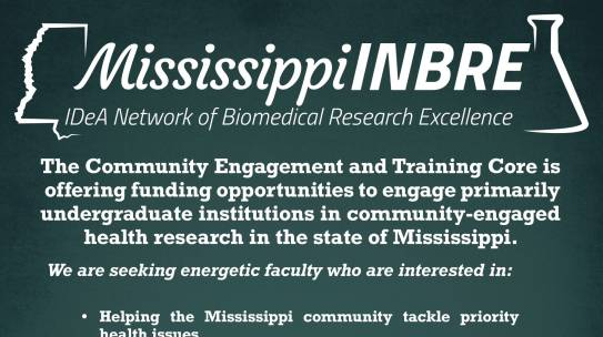 Funding Opportunities in Community Research